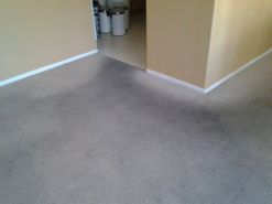 Before J2 Cleaning Las Vegas performs a proper deep steam carpet cleaning in this Las Vegas rental home