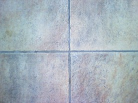 Before J2 Tile and Grout Cleaning Las Vegas performs their magic.