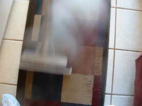 Rug-steam-clean